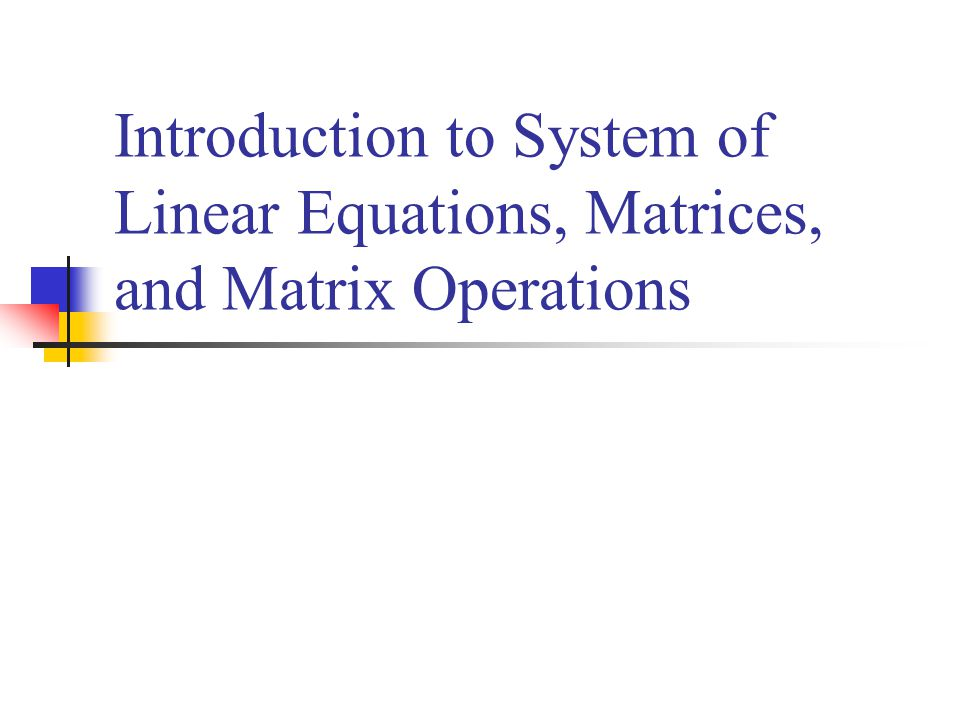 """linear control system introduction This first tutorial is dedicated to """"linear time invariant"""" (lti) systems and their  representations in scilab download: control system toolbox in."""