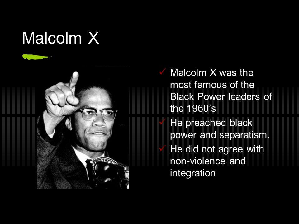 did the black power movement help Why did the black power movement come into existence  if you are a white student who struggles in school it becomes a big deal and help is immediately needed to.