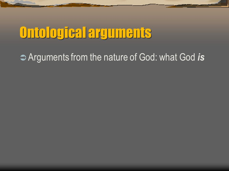 God's Atrocities in the Old Testament