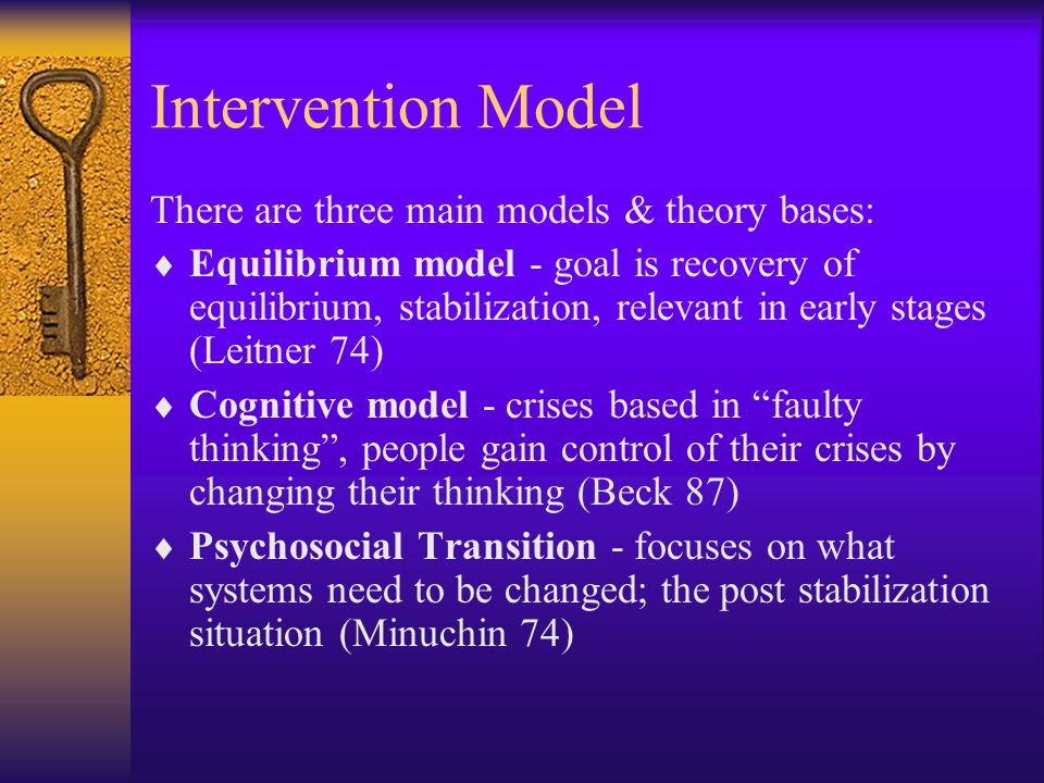 Task Centered And Crisis Intervention Evaluation Social Work Essay