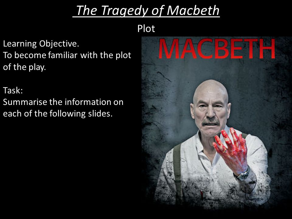 an analysis of the tragedy in macbeth (the tragedy of macbeth, roman polanski, uk/us, 1971, 120 mins) a filmic adaptation of shakespeare's 'scottish play' financed by a softcore porn tycoon, featuring scenes of horrific violence, and made in the aftermath of the brutal slaying of the director's wife and unborn child on paper, roman polanski's the tragedy of macbeth seems.