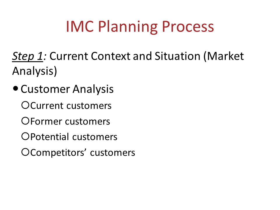 part one analysis of current marketing Definition: the five forces model of analysis was developed by michael  1 the  threat of entry: competitors can enter from any industry, channel,  all the  resources at a company's disposal may be put in to maintain market shares and  sales  random sampling is a part of the sampling technique in which each  sample has.