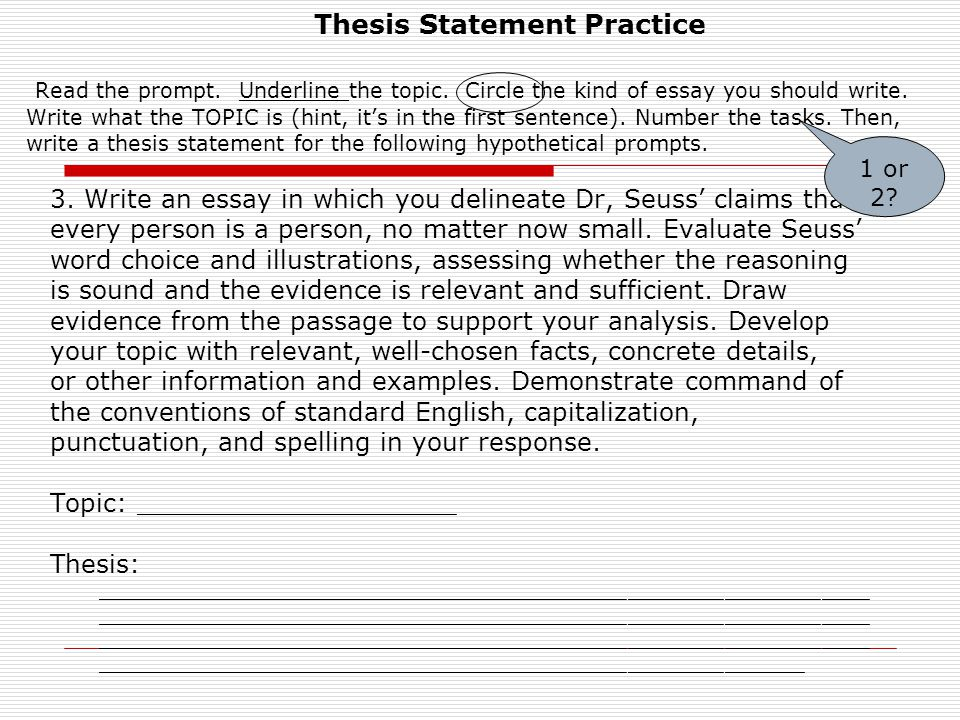 Thesis Essay Sample Essay Thesis Example Of A Thesis For An Gone For Good  Store