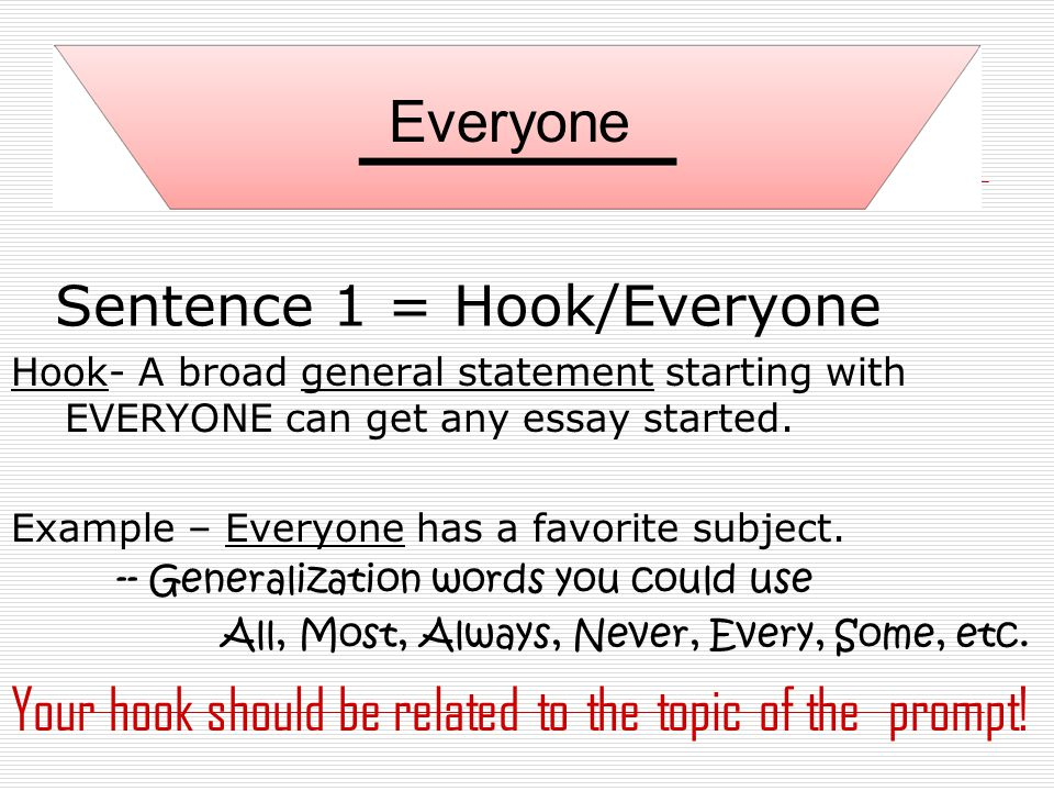 how to use everyone and everybody in a sentence