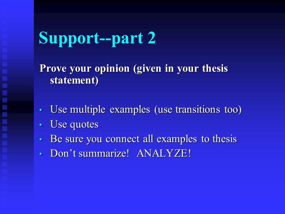 5 paragraph essay introduction