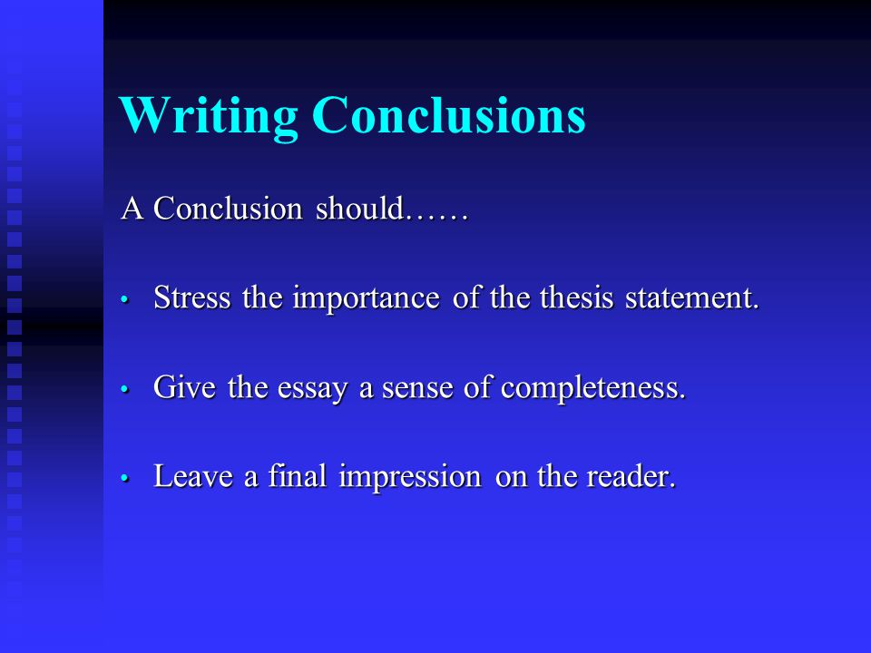 paragraph essay introduction body conclusion ppt video  writing conclusions a conclusion should