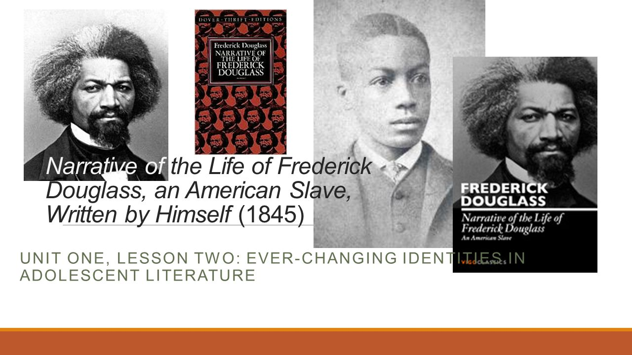 an essay on the narrative of the life of frederick douglass Prompt to précis (book report) assignment on narrative of the life of fredrick douglass, an american slave, written by himself requirements: • précis must be cited in chicago manual of style.