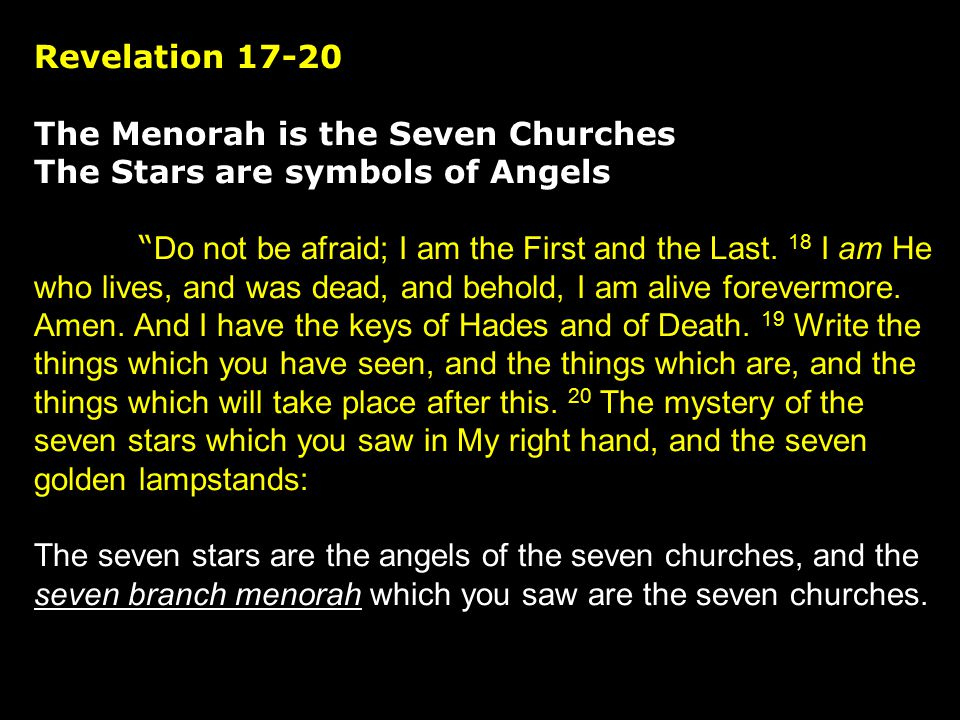 The End Times The Seven Branch Menorah Ppt Video Online Download