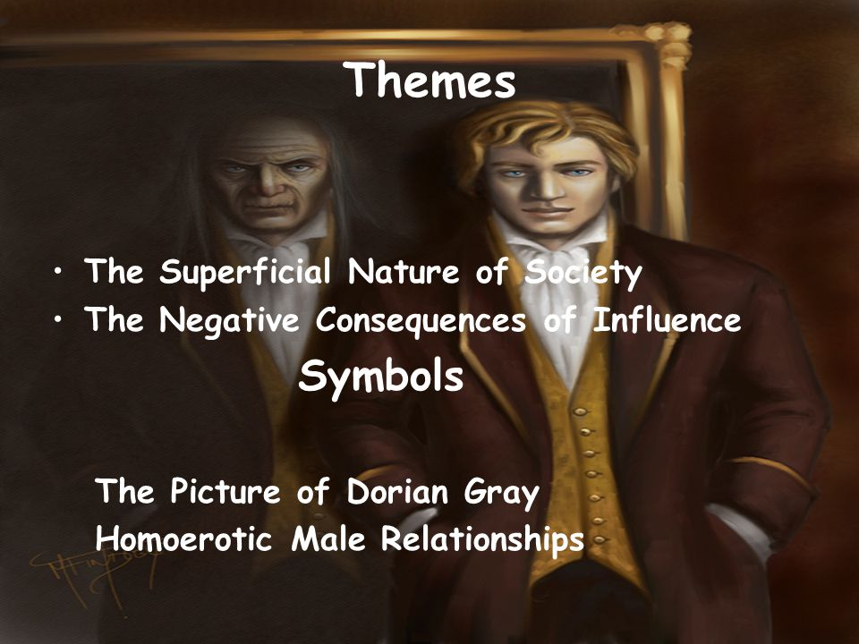 Motifs in oscar wildes the picture of dorian gray essay
