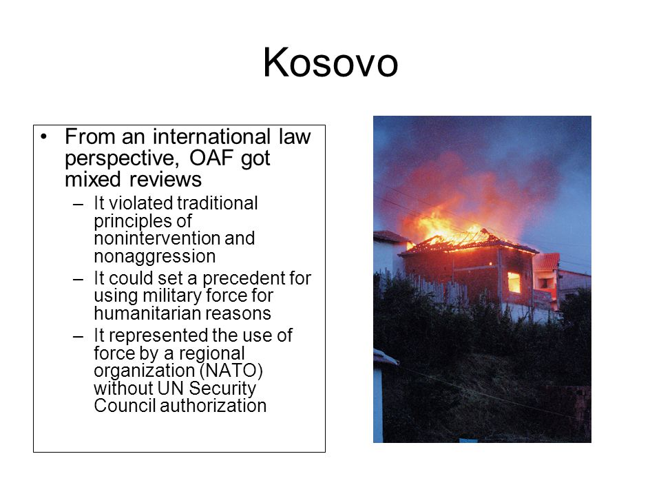 how traditional principle of humanitarian intervention Background information on the responsibility to protect from humanitarian intervention to the each region will operationalize the principle at its own.
