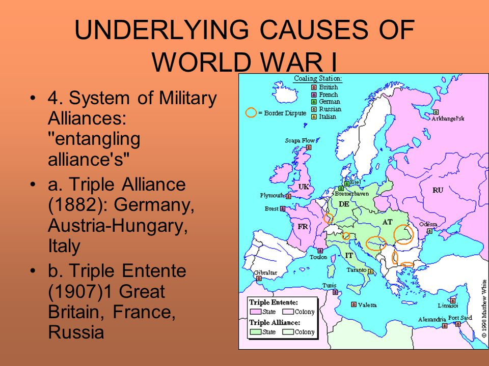 causes of the great war Causes national rivalries  pre-war crises immediate cause course of the war results of the war world war i militarism  of great britain and bring the latter.