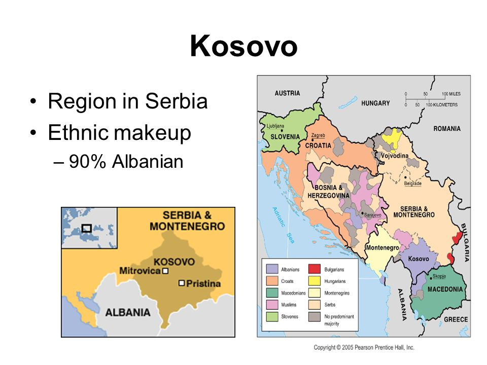 a history of albanian conflicts in yugoslavia Kosovo's albanians unilaterally declared independence from serbia  to draw a  revisionist historical line from modern slavic macedonians to the historic leader   although croatia made the leap from post-conflict state to eu.
