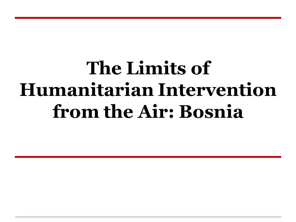"a deontological approach to humanitarian intervention The following is an excerpt from a discussion paper prepared for the ploughshares roundtable on humanitarian intervention deontological "" moral approach by."