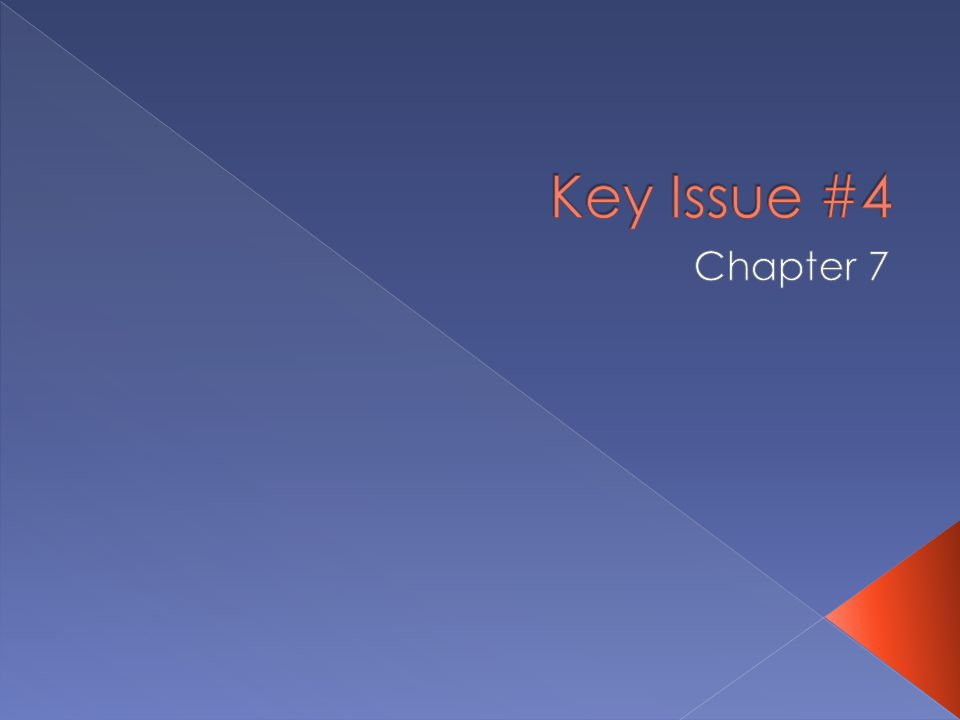 Key Issue #4 Chapter 7