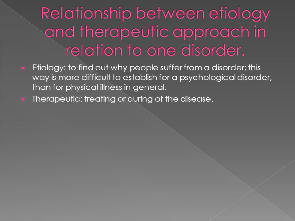 relationship between ptsd and other disorders