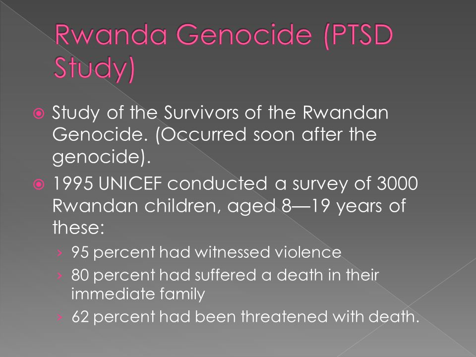 an analysis of the rwandan genocide Bystanders to genocide  policy analysis excluded discussion of human consequences  what is most remarkable about the american response to the rwandan genocide is not so much the absence of .