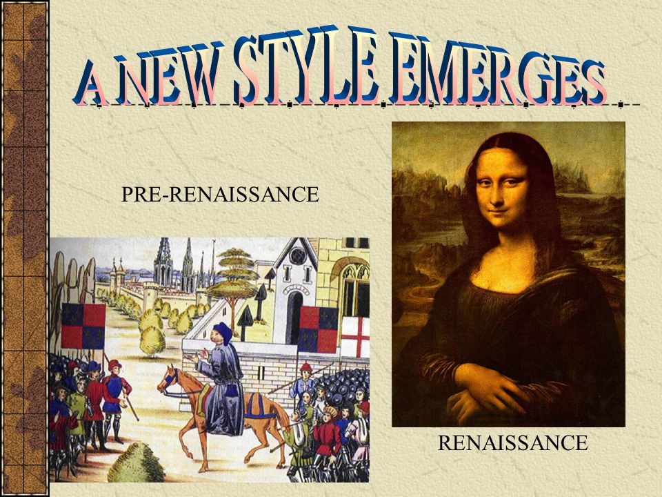 reasons for emergence of renaissance Start studying unit 1 : the renaissance learn some of the clergy men had amassed huge wealth and were living a luxurious life2the emergence of a strong.