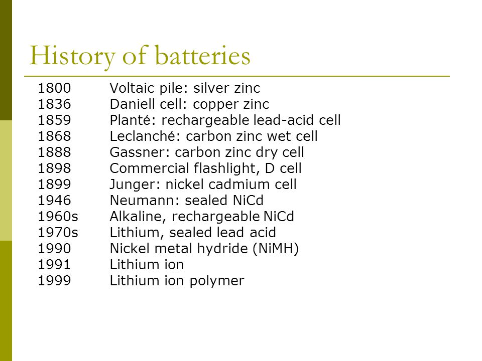 fuel cell technology and rechargeable batteries ppt download. Black Bedroom Furniture Sets. Home Design Ideas