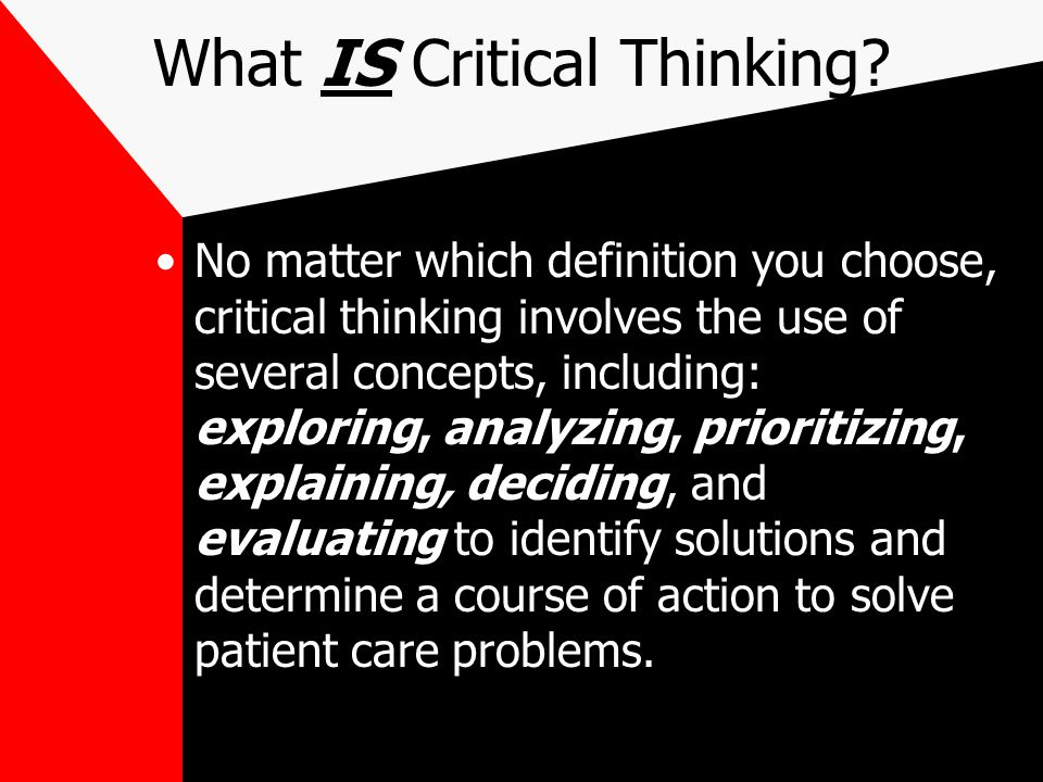 online course critical thinking skills Using online tools to teach critical thinking skills online instructors can use technology tools to create activities that help students develop both lower-level and higher-level critical thinking skills.