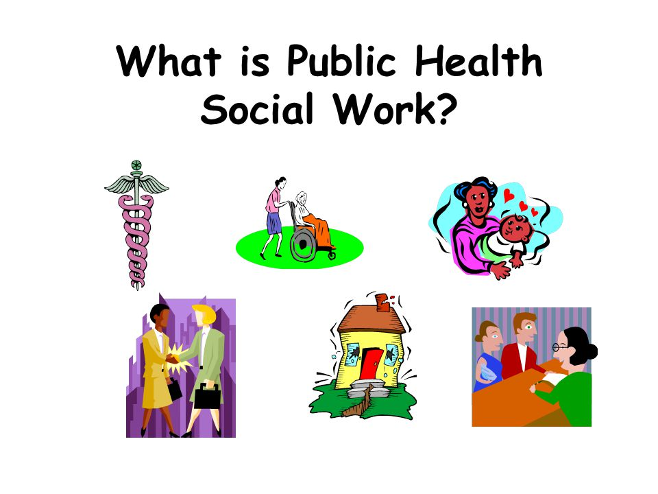 What is Public Health Social Work