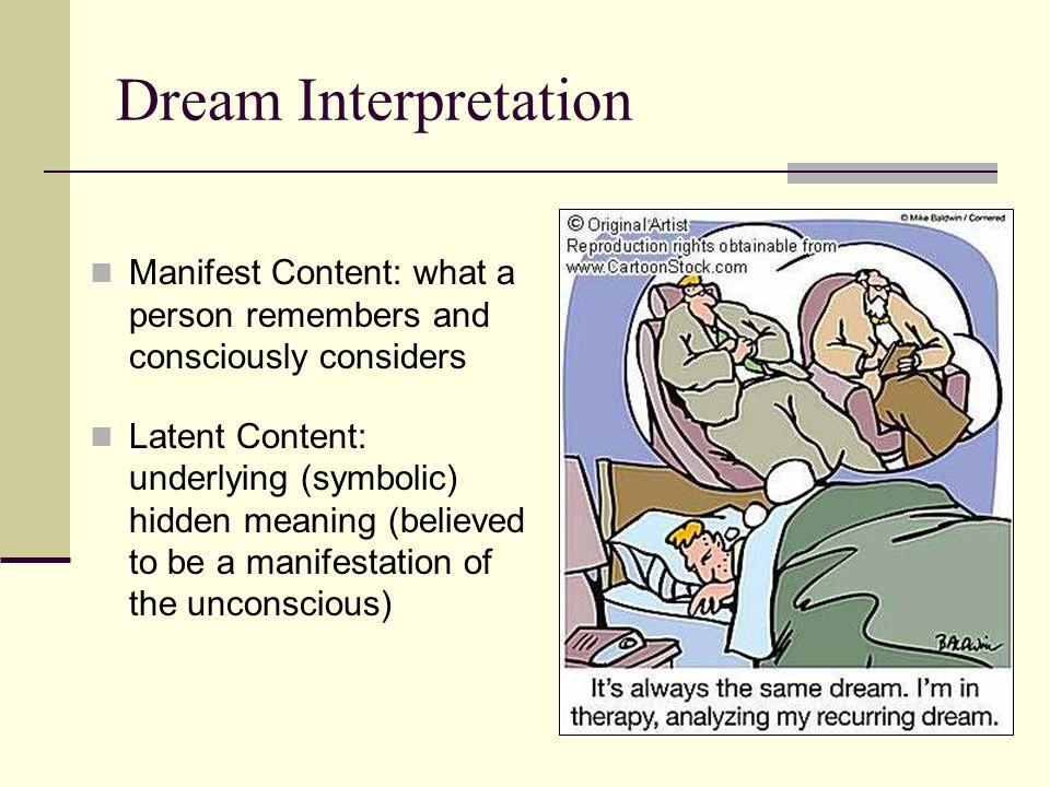 Manifest Content Definition Psychology   David Simchi-Levi