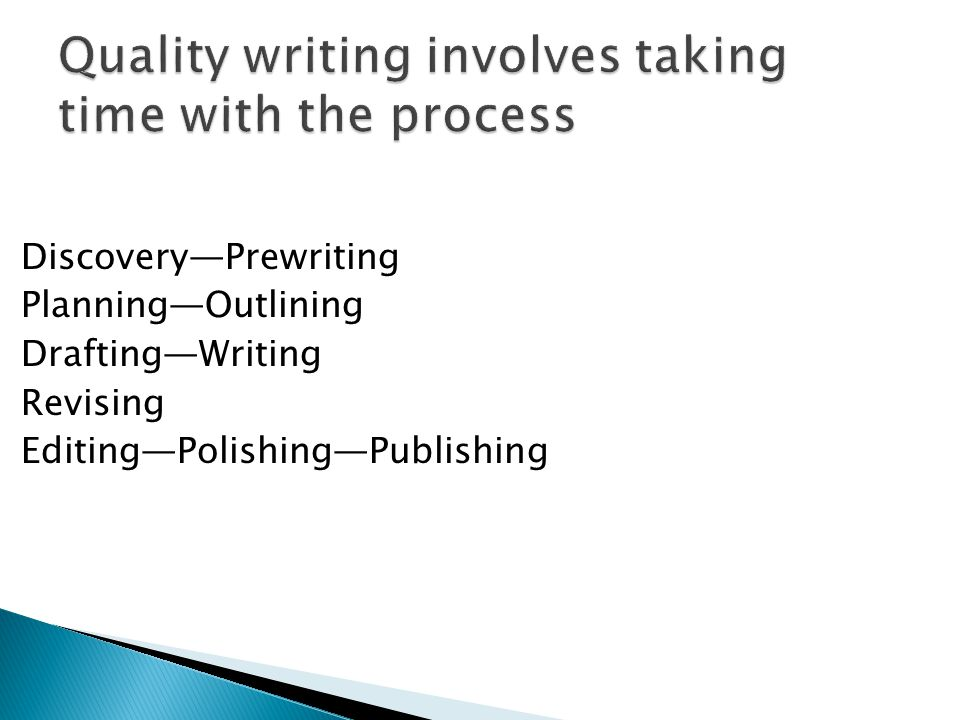 exam 00711800 the writing process part