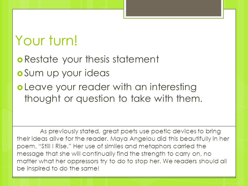 online thesis statement generator Know what thesis statement generator is in this section, its benefits and how to use it to generate a thesis statement.