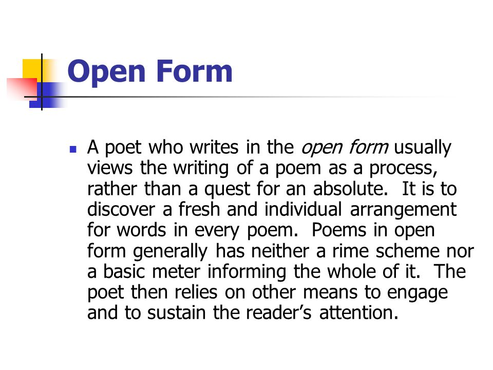 INTRODUCTION TO POETRY - ppt video online download