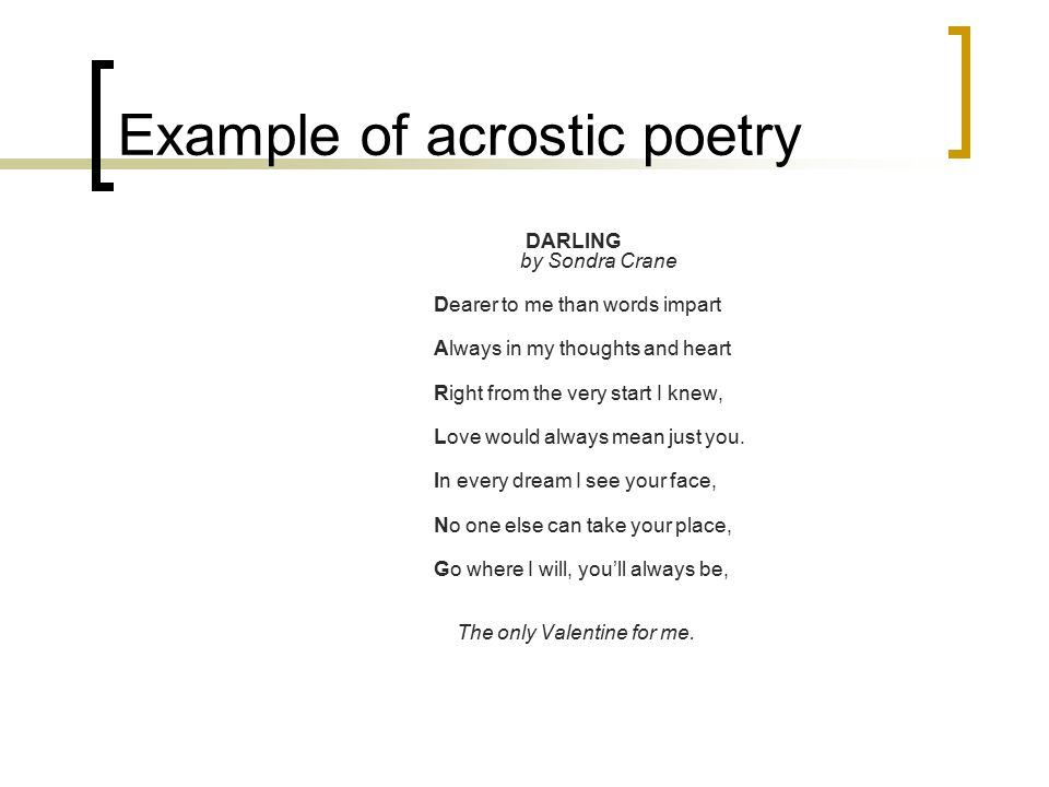 Creating a thematic poetry compilation - ppt download