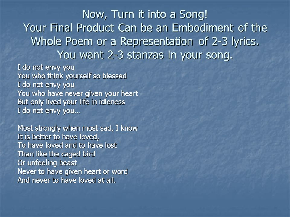 Alfred, Lord Tennyson ppt download