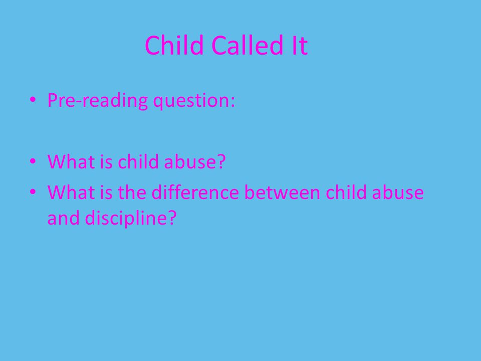 the contrast between punishment and motivation in child discipline The idea of discipline and punishment can appear similar, even though, there are differences between the two words much of human behavior in modern societies is a result of discipline and punishment.