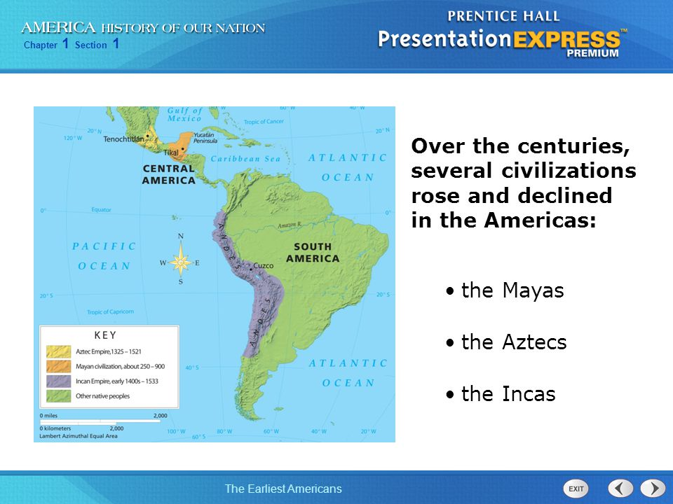 civilizations americas Which of the following civilizations ruled an area that included the andes mountains.