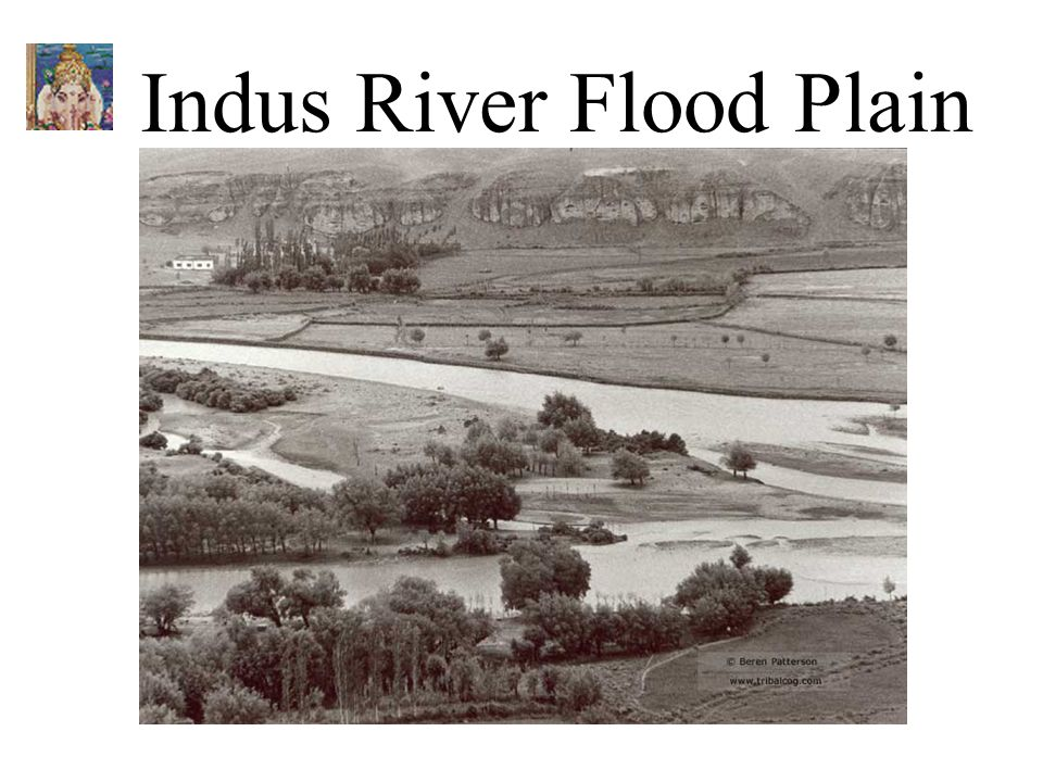 Indus River Flood Plain