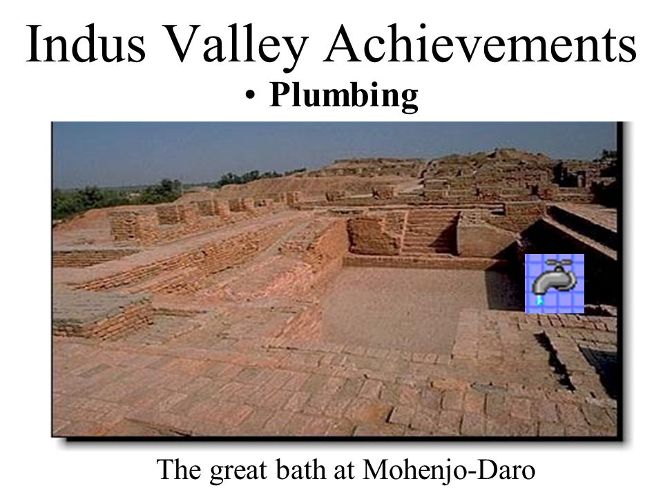 Indus Valley Achievements