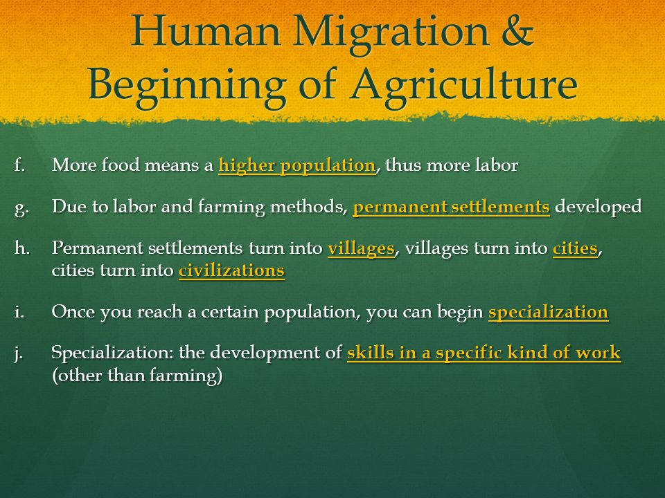 human migration essay Since then human history is also a history of migration migration has always been a strong impetus towards human development, these days however migration is often seen as problem or threat migration is defined as the permanent change of residence of a person or group it is a natural social phenomenon.