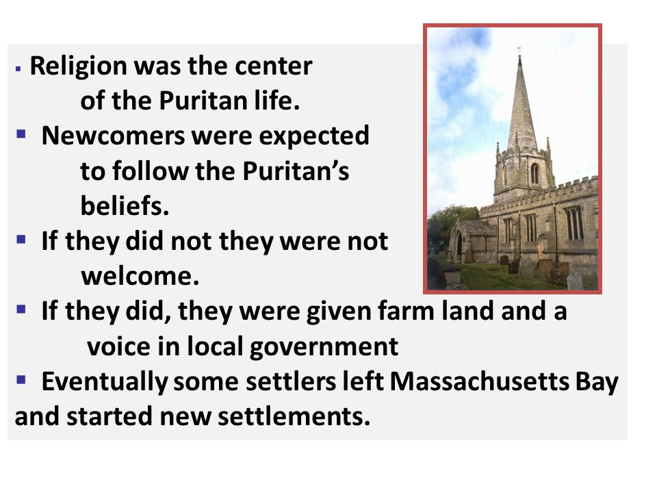 the puritan values in the american culture today Today, it seems the puritan frame-of mind can be found in america's economical, educational, legal puritans influences on american culture.
