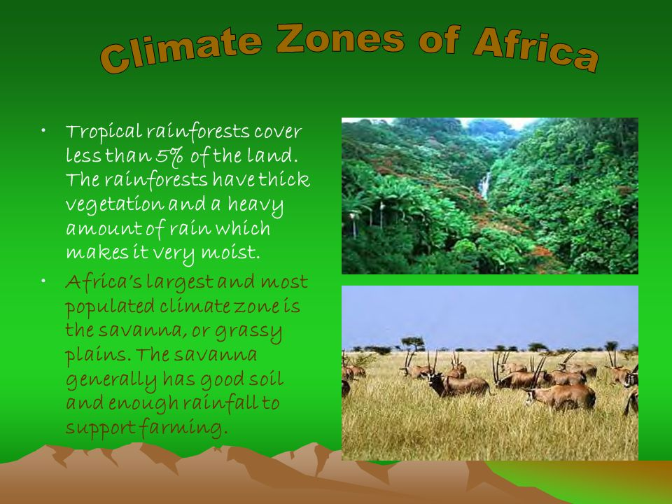 Kingdoms and trading states of africa ppt video online for Soil 4 climate