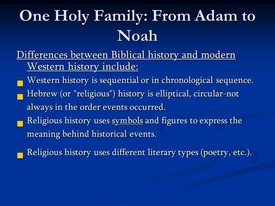 Salvation History. - ppt download