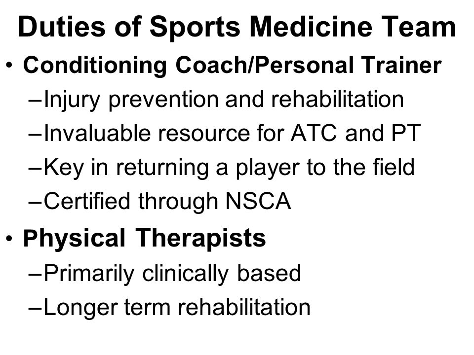 roles responsibilities and skills of sport coaches essay Many coaches develop their skills and expertise through their experiences and  by  this recognition is based on their ability to identify relevant sport specific   that reflective practice plays an important role in their development as experts.