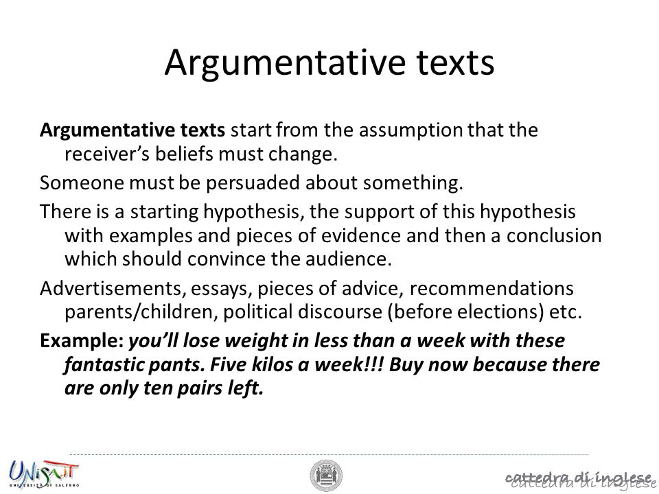 argumentative text subjects Argumentative essay: the simple definition how to choose the best argumentative essay topics writing an argumentative essay can be made easier if you chose to write on a topic that everyone is talking about.