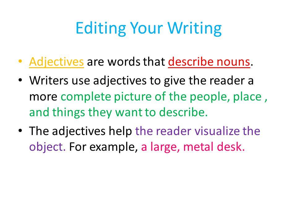 descriptive essays of place A descriptive essay is a form of academic writing that is built around a detailed description of a person, building, place, situation, notion, etc.