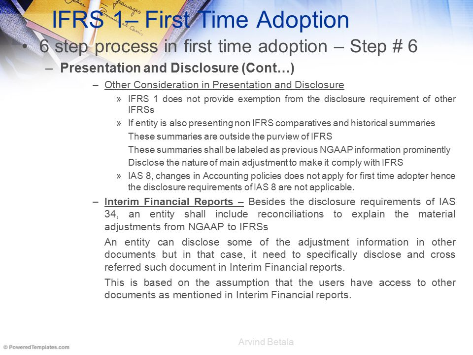 explain the need for full disclosure in financial reporting Our popular financial reporting guide, financial statement presentation,  describes in detail the financial statement presentation and disclosure  requirements for.