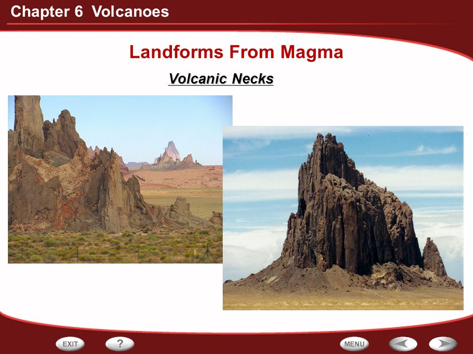 Table of Contents Chapter 6 Volcanoes Chapter Preview - ppt download