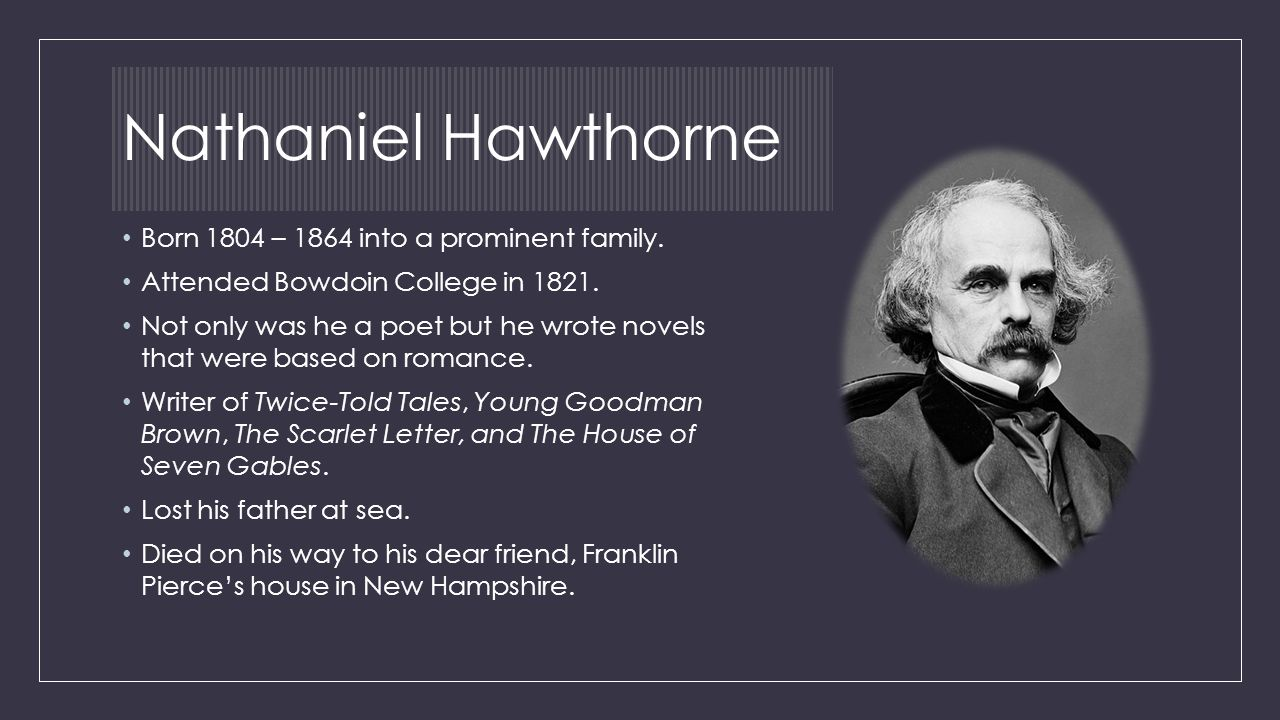 an overview of the death of the birthmark by nathaniel hawthorne Nathaniel hawthorne's the birthmark symbolism georgiana's sorrow, decay and death (422), thus also suggesting hawthorne's intention for it to symbolize.