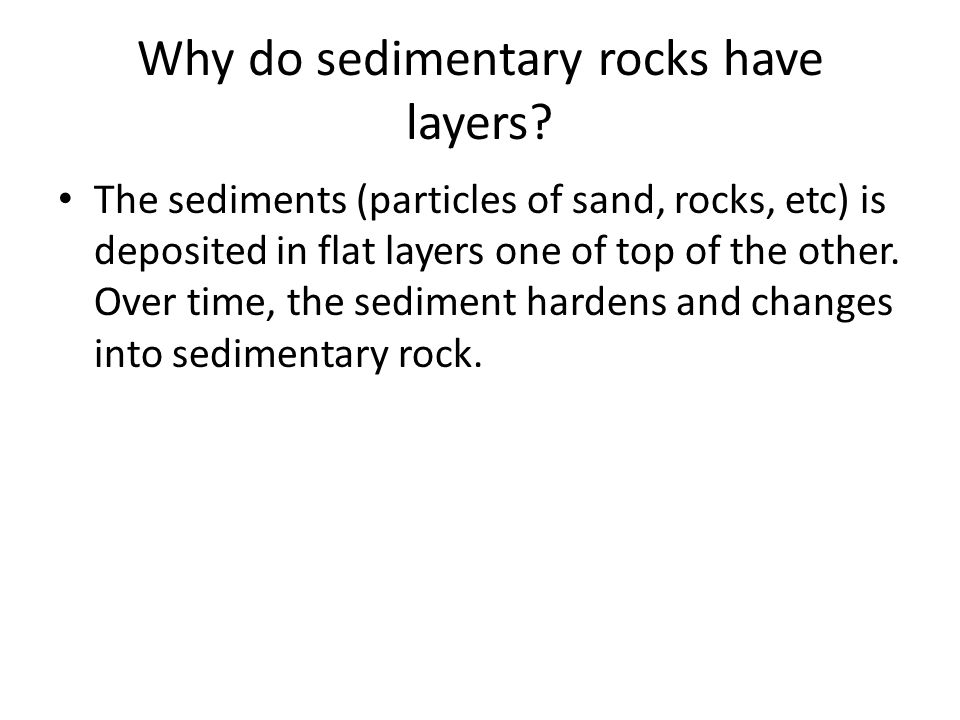 The Relative Age of Rocks - ppt download