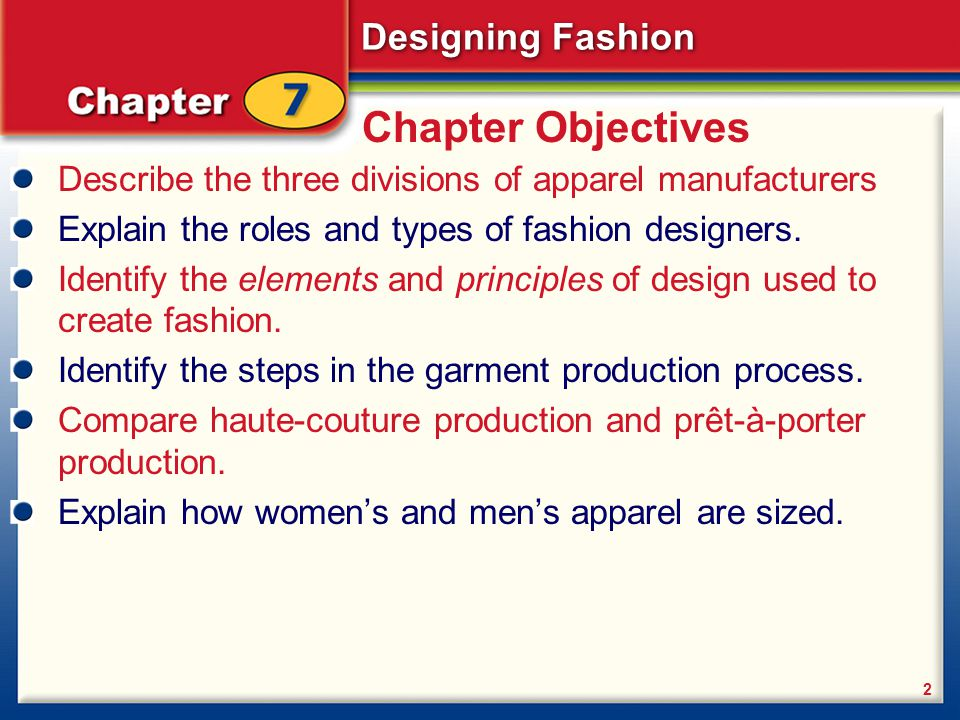 Explain The Role Of A Fashion Designer