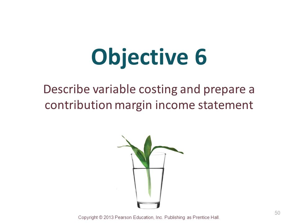 quiz variable cost and contribution margin Start studying acc222 - managerial accounting chapter 7  contribution margin divided by variable  the excess of the unit sales price over the variable cost per.