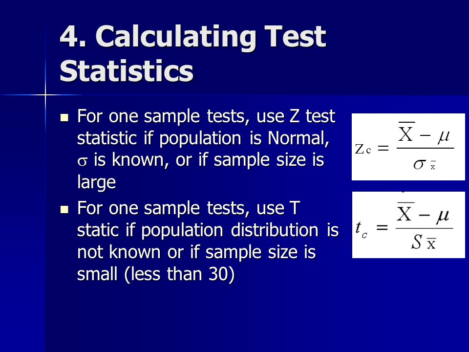 Inferential Statistics & Hypothesis Testing - ppt download