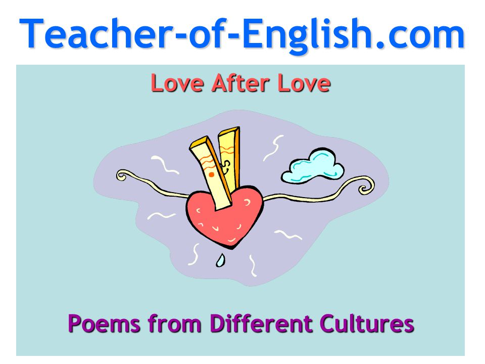 Poems from Different Cultures