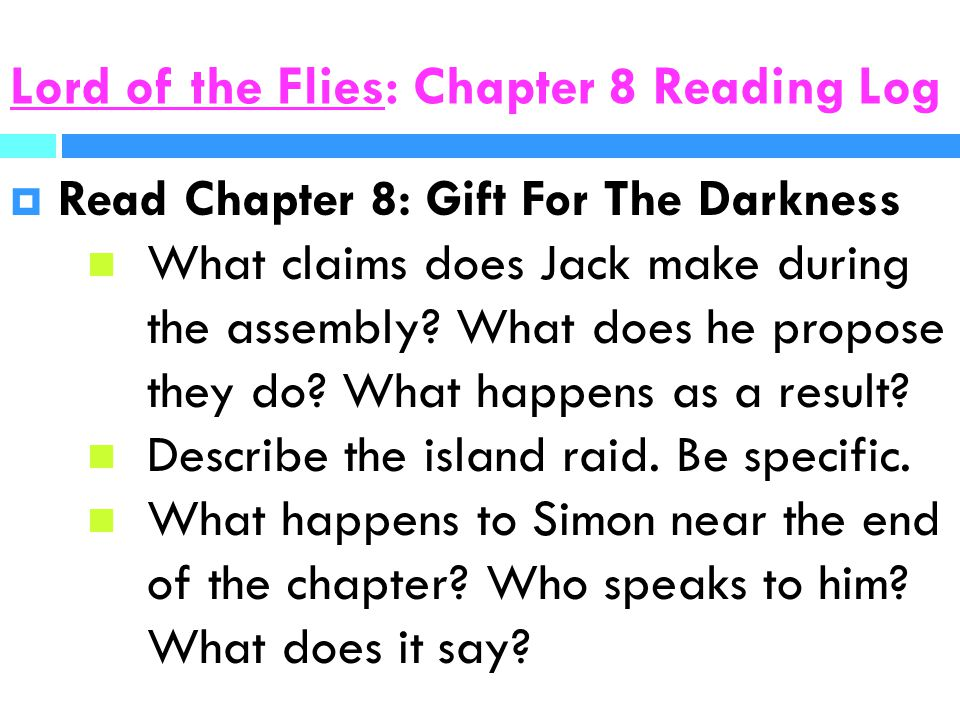 lord of the flies pre read questions